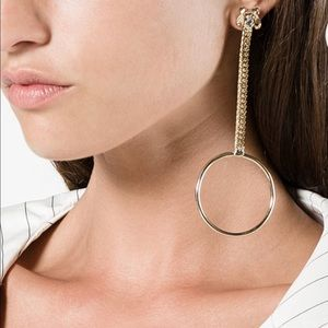 Anthropologie Yandel Drop Earrings
